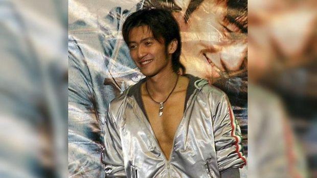 Nicholas Tse saat masih berkarier sebagai aktor dan penyanyi