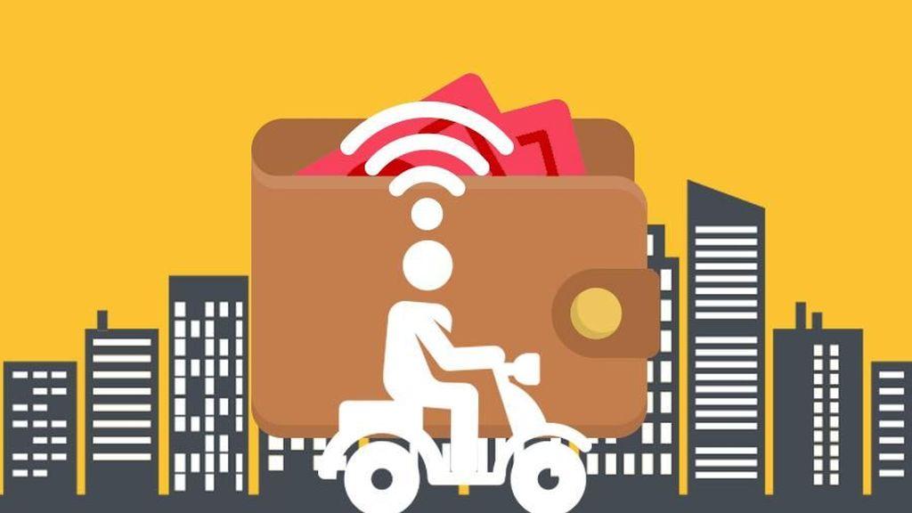 MRT Jakarta Bakal Sediakan Area Khusus Ojek Online