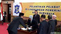 Risma Rotasi 81 Pejabat Kelurahan hingga Kepala Dinas