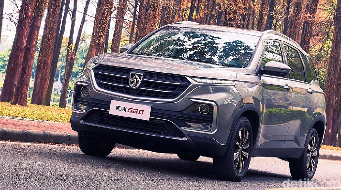 SUV China Bisa Bikin Ketar-ketir Jepang