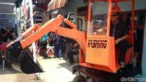 Kemenperin Akan Pamerkan Eskavator Buatan Semarang di GIIAS