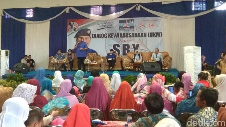 Sebut Perekonomian Melemah Namun SBY Optimis Masa Depan Indonesia