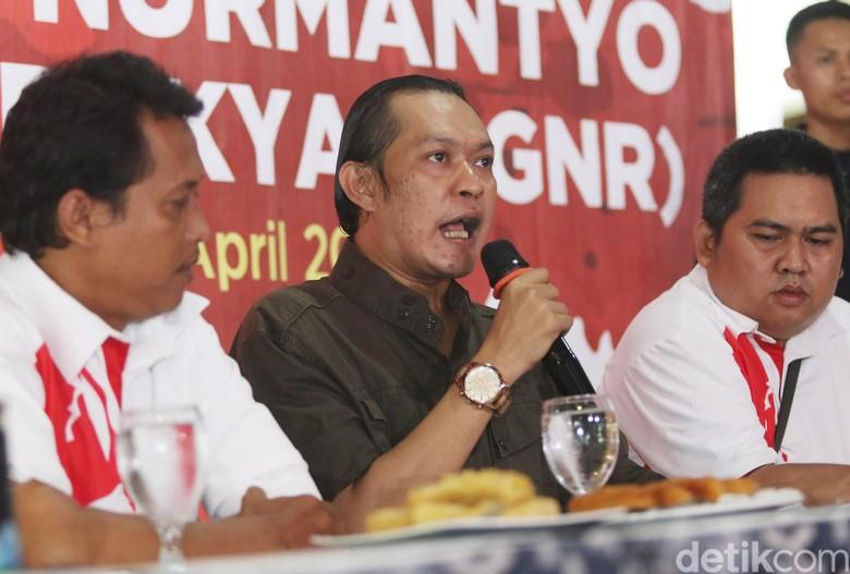 Relawan GNR Siapkan 3 Kandidat Cawapres untuk Gatot Nurmantyo