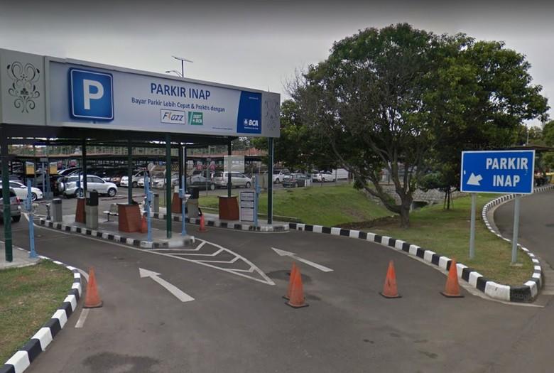 Parkir Inap Bandara Soekarno Hatta. Foto: Google