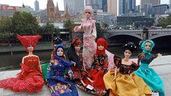 Batik Girl Sebarkan Boneka Batik ke 10 Ribu Anak