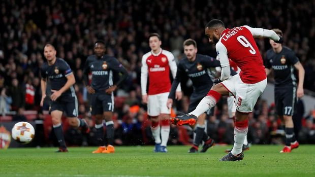 Arsenal punya catatan bagus saat menjamu tim asal Spanyol.