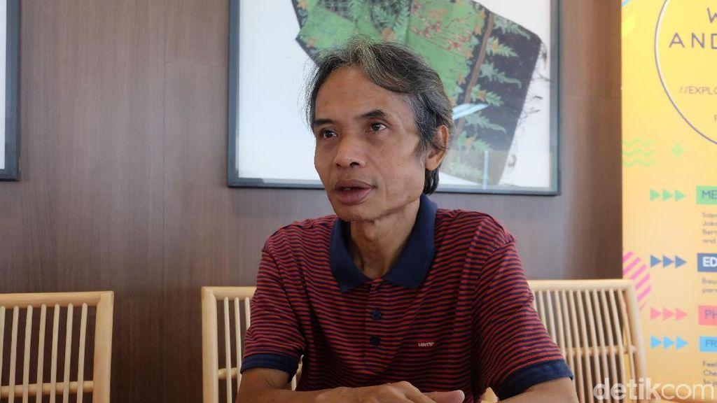 Novel Srimenanti Jadi Karya Joko Pinurbo Paling Ditunggu