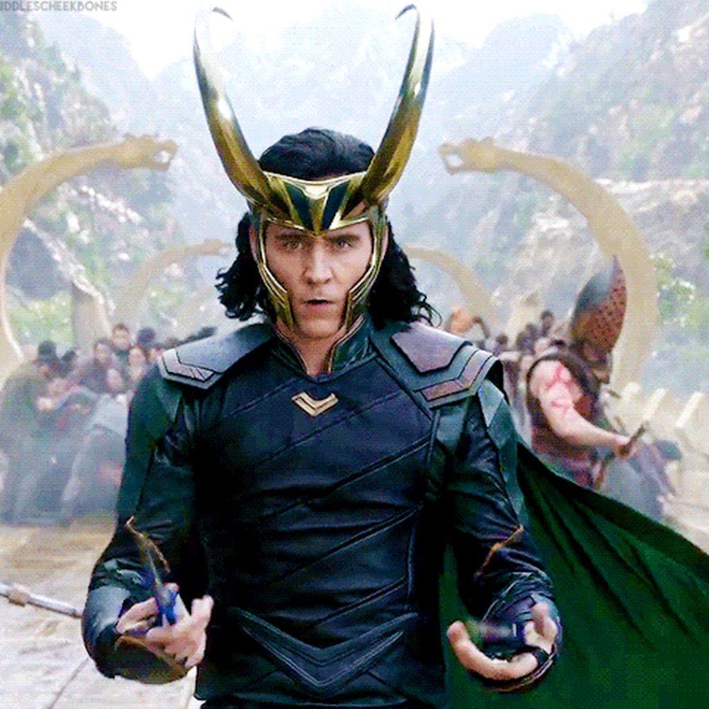 Loki Masih Hidup di Unggahan Russo Brothers di Set The Avengers
