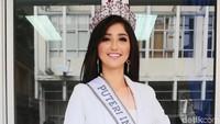 Sonia Fergina Citra berhasil menjadi Putri Indonesia 2018. Ia tampak menawan saat ditemui di sebuah acara baru-baru ini. Foto: Ismail/detikHOT