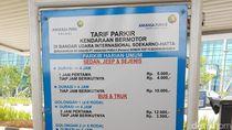 868 Mobil Bisa Parkir Inap di Bandara Soekarno Hatta