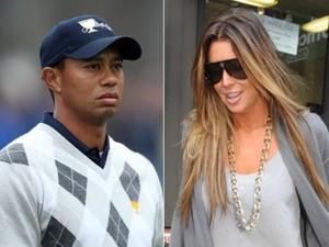 Ini Selingkuhan Tiger Woods yang Paling Dicintainya