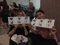 Rosya dan Ratna, Joyful dari Bandung.