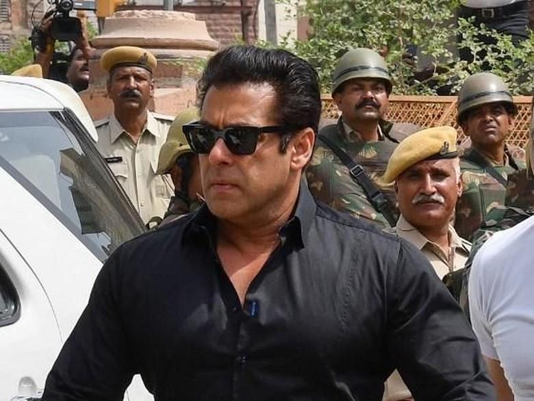Foto: Salman Khan (AFP)