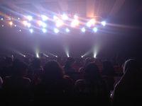 Suasana konser JBJ di Jakarta.