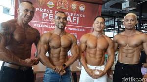 10 Atlet Binaraga Indonesia Ikuti Kejuaraan di Singapura