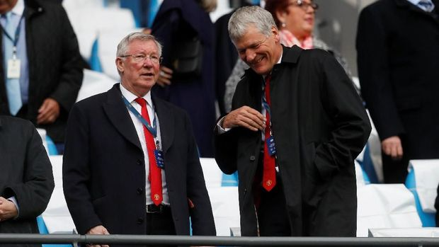 Man United butuh manajer seperti Alex Ferguson untuk kembali berjaya di Liga Inggris.