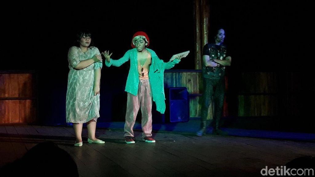 Dari Banjarmasin, Teater Keliling Bawa Sang Saka Minggu Ini ke Palangkaraya