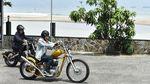 Misteri Motor Chopper Emas Presiden Jokowi