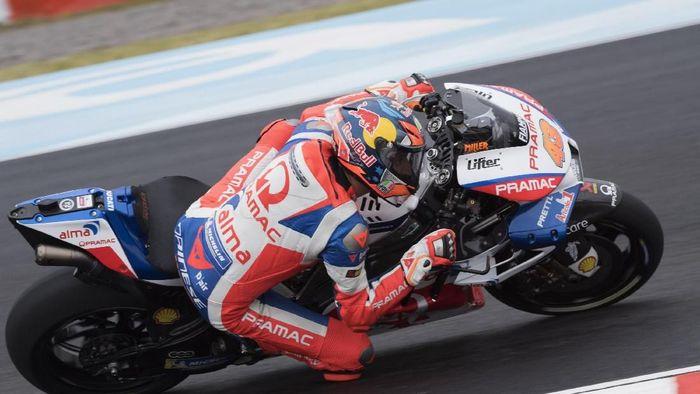 detikSport akan menayangkan MotoGP Argentina secara livestreaming. (Mirco Lazzari gp/Getty Images)