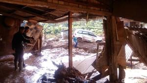 1 Orang Tewas Akibat Banjir Bandang di Bogor