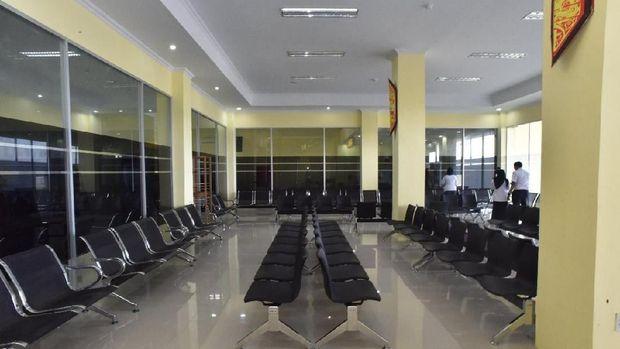 Bandara Baru yang Dibangun Jokowi di Sintang Siap Beroperasi