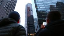 Kebakaran di Trump Tower karena Korsleting