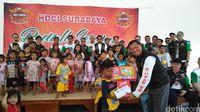 HDCI Surabaya berbagi ke penderita ODHA