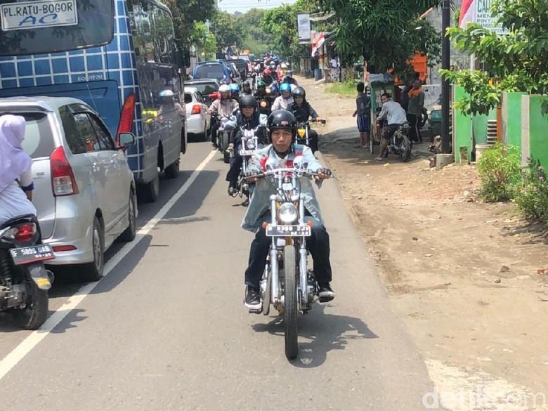 Polisi: Motor Chopper Jokowi Sudah Lolos Uji Kemenhub