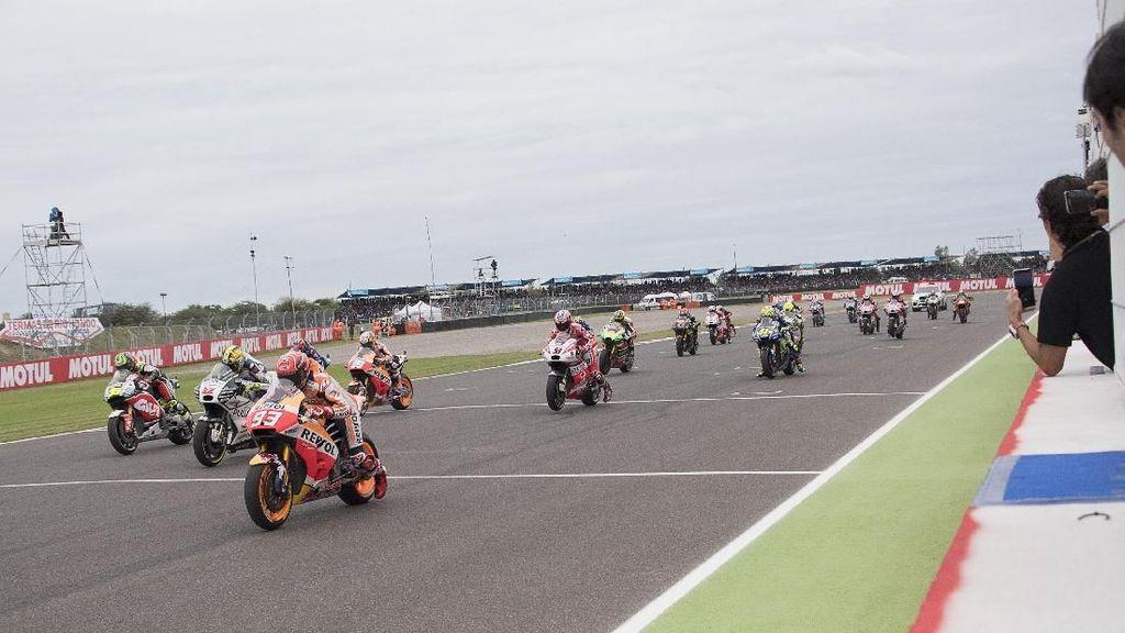 Saksikan Live Streaming MotoGP Argentina di Sini!