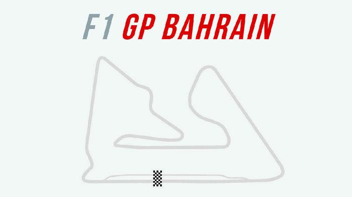 F1 GP Bahrain 2018 bergulir akhir pekan ini (Infografis Detiksport)