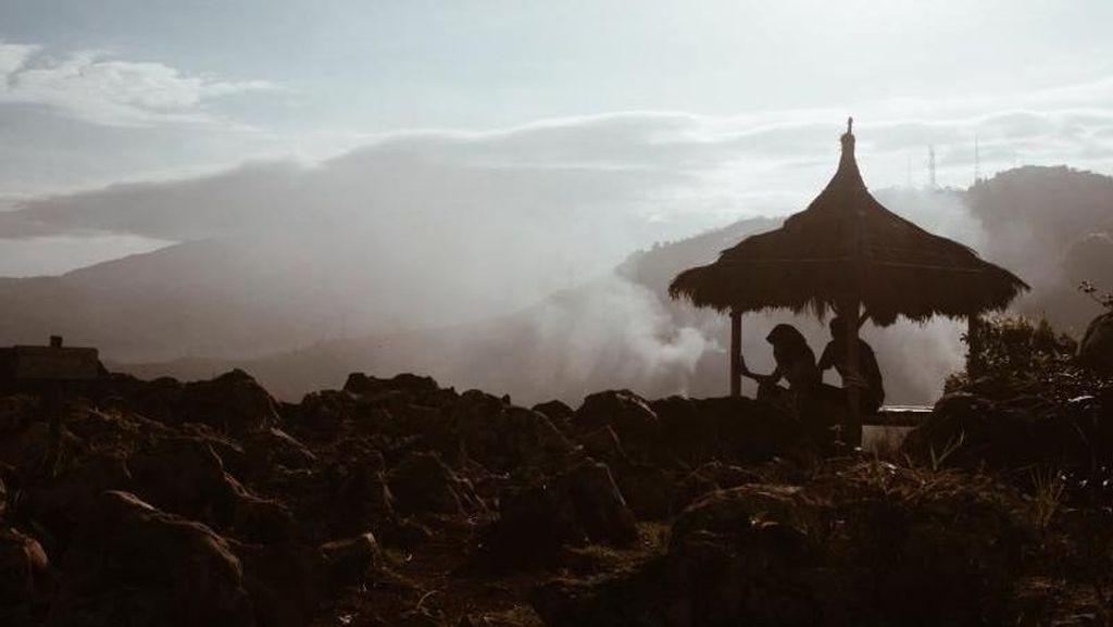 Stone Garden di Bandung, Memang Asyik Buat Foto-foto