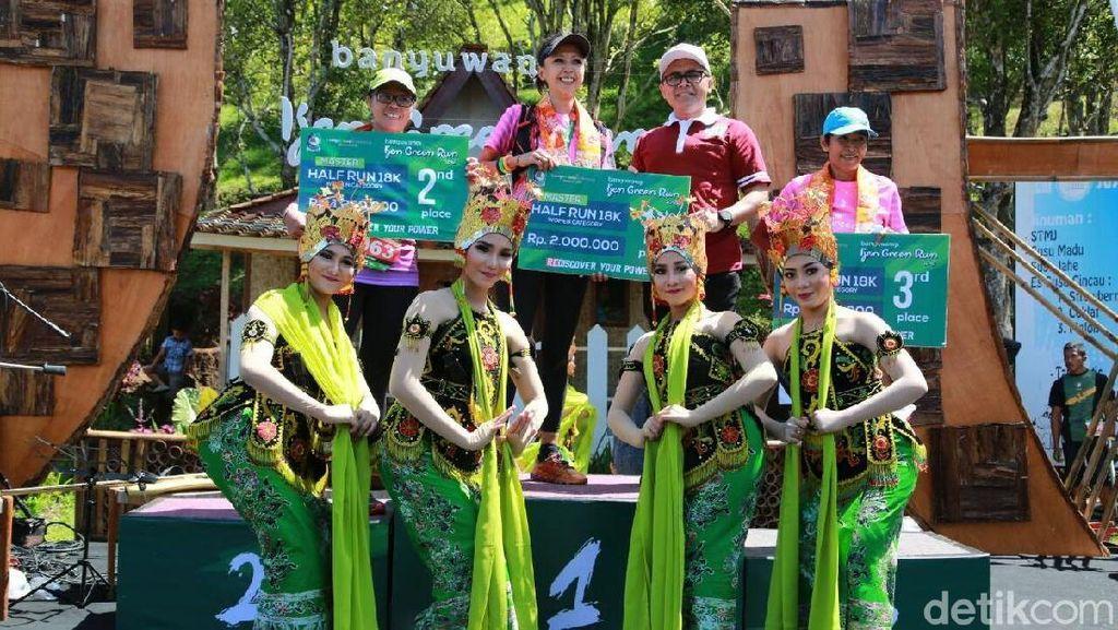Pelari Kenya Kembali Puncaki Podium Banyuwangi Ijen Green Run