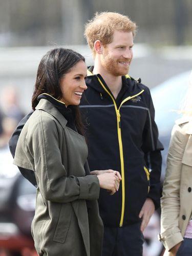 Pangeran Harry dan Meghan Markle Resmi Jadi 'Rakyat Biasa' 31 Maret