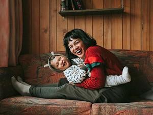 Cerita Andien Mencari Cara Pengasuhan Paling Tepat untuk Anak