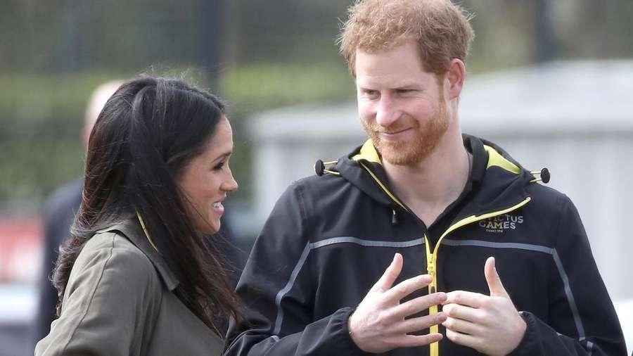 Jelang Hari Bahagia, Meghan Markle dan Prince Harry Makin Lengket Aja