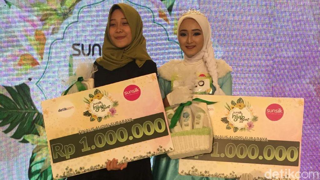 2 Hijabers Ini Wakili Surabaya di Grand Final Sunsilk HIjab Hunt 2018