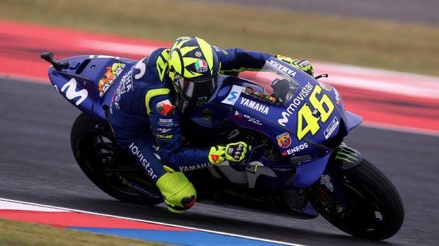 Valentino Rossi berpeluang melanjutkan catatan impresifnya di MotoGP Catalunya.