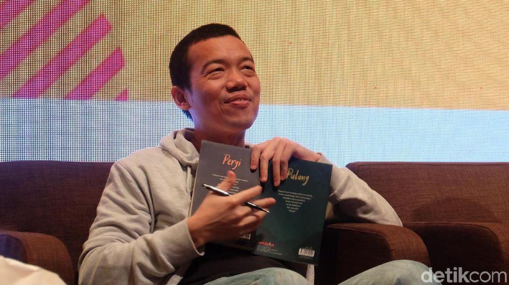 Tere Liye Pernah Ditolak Penerbit hingga Salah Bikin Judul