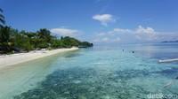 Pulau Arborek di Raja Ampat, Dilarang Pakai Bikini di Sini