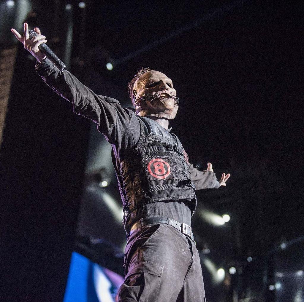 Snare Drum Penuh Darah, Bocoran Ganasnya Album Baru Slipknot