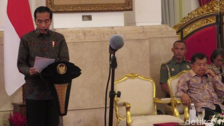 Jokowi: Hilangkan Ego Sektoral Antar-Kementerian/Lembaga