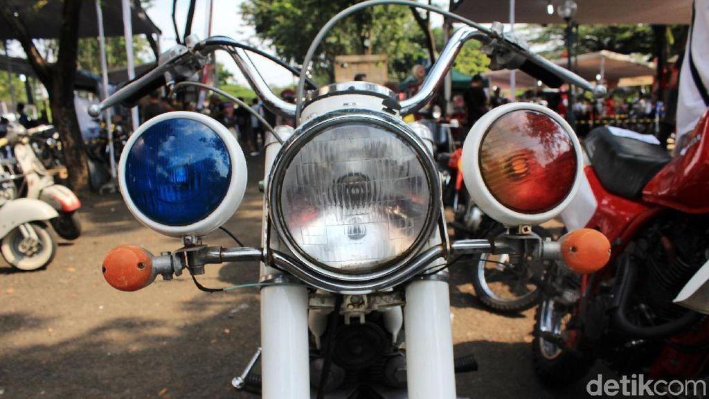 Dijual Terpisah, Sirine Motor Patwal Sukarno Dihargai Rp 15 Juta