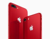 iPhone 8 dan 8 Plus Merah Resmi Meluncur