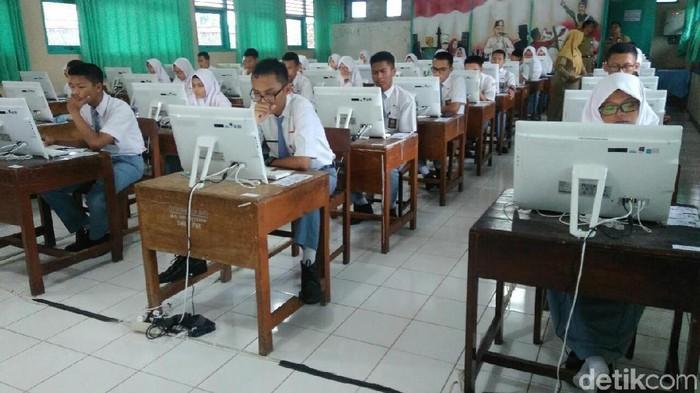 ujian nasional di purworejo tahun 2018
