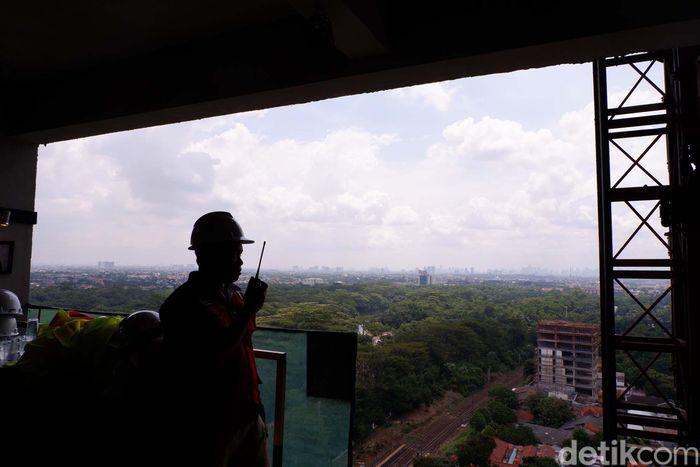PT Adhi Persada Properti lah yang sudah melakukan investasi sebesar Rp 450 milyar guna membangun hunian vertikal di kota Depok.Grand Taman Melati Margonda 2 ini memiliki total unit sebanyak 939, yang terbagi dalam 23 Lantai.