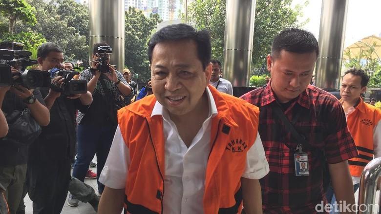 Setya Novanto akan Bacakan Pleidoi Hari Ini