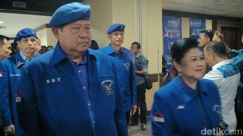 PD Diajak Gabung ke Koalisi Keummatan, SBY: Bantu Rakyat Dulu