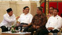 Banyak Menteri Rangkap Jabatan, Terima Gaji Double?