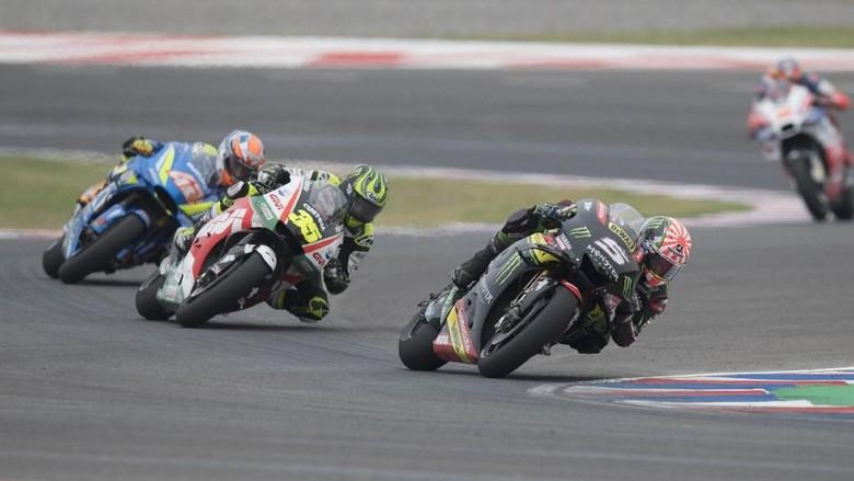 Heboh Rossi vs Marquez, Hal-hal Ini Terselip di MotoGP Argentina