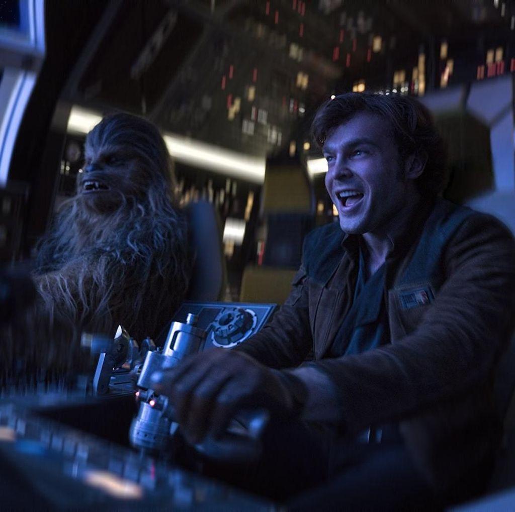 Pujian Harrison Ford untuk Solo: A Star Wars Story